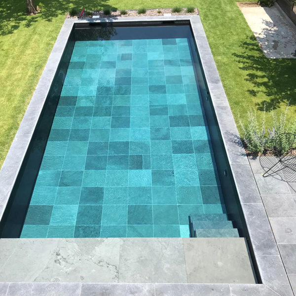 Hybride zwembad - VDP Landscaping & Pools